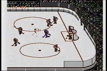 игра Blades of Steel (E) [!p].nes