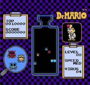 Доктор марио онлайн игра