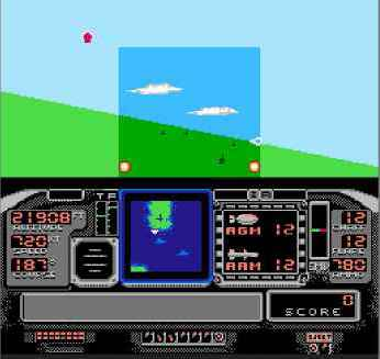 игра F-117A Stealth Fighter (U) [!].nes