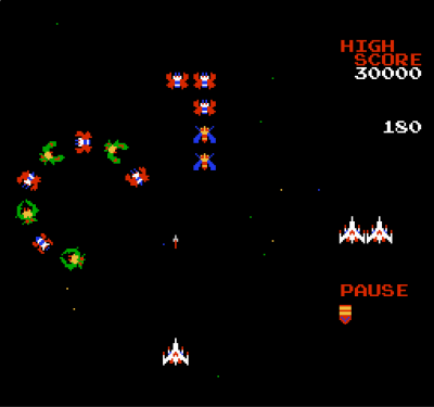 игра Galaga: Demons of Death