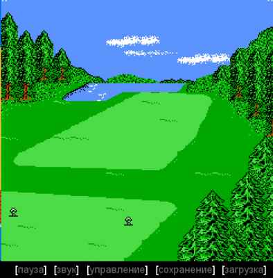 игра Golf '92, The (J).nes