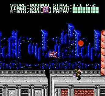 ���� ����� Ninja Gaiden II: The Dark Sword of Chaos (������ ����� 2: ������ ��� �����) ������