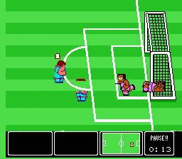 игра Nintendo World Cup (PC10) [b1].nes