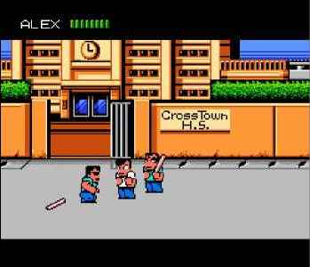 игра River City Ransom