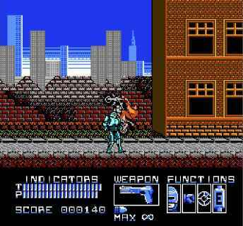 игра RoboCop (U) [T+Spa99%_Emu4ever].nes