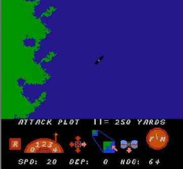 Игры денди с тегом подводная лодка