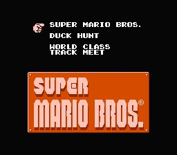 ���� ����� Super Mario Bros. / Duck Hunt / World Class Track Meet ������