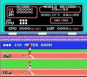 Игра дендиworld games (олимпийские игры).